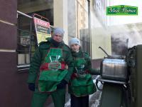 Полевая кухня 23 февраля