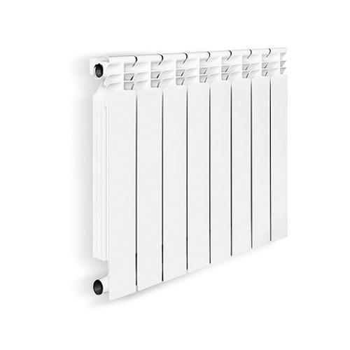 004 Радиатор биметаллический ОАЗИС 500/100/12