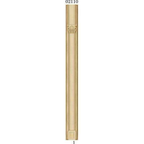 """02110 Дизайн-панели PANDA """"Панель деревянная. Золото"""" (8,1м2=12шт)"""