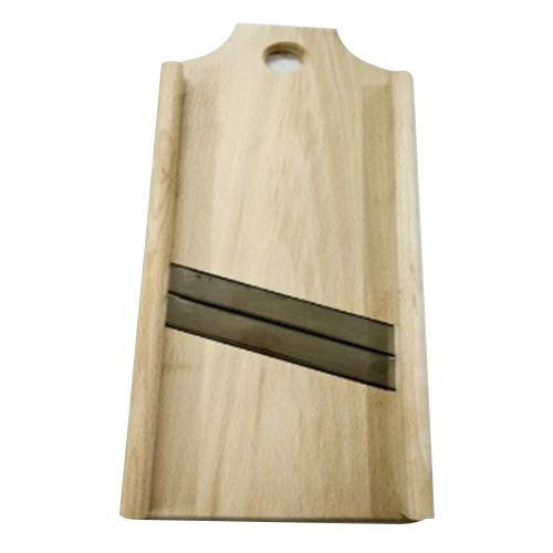 1033 Шинковка деревянная 2 ножа 15*42 см