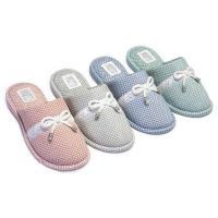 3022 W-LMC-W Обувь домашняя женская ( пантолеты )