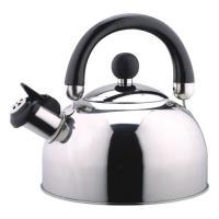 Чайник из нерж. стали DJA-3023 (3,0 литра, со свистком, капсульное дно) арт.900055