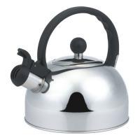 Чайник из нерж. стали DJA-3033 (3,0 литра, со свистком, капсульное дно) арт.900058