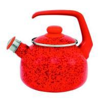 Чайник с бак. руч., со свистком (Таково, 083156,2,5,20)  - Рубин