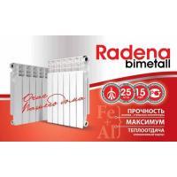 CN-RA Радиатор биметаллический RADENA BIMETALL CS 500 10 секции