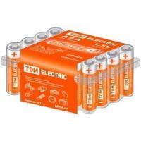 """Эл.питания LR03 AAA Alkaline 1,5V BOX-24 """"TDM"""" (SQ1702-0033)"""