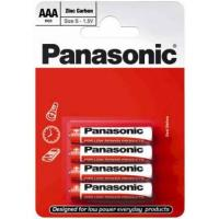 Эл.питания Panasonic Zinc Carbon R03RZ/4BP R03 BL4