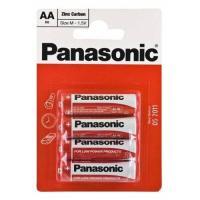 Эл.питания Panasonic Zinc Carbon R6RZ/4BP R6 BL4