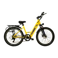 Электровелосипед PIONEER Swift Yellow