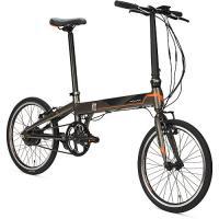 Электровелосипед PBK 2001SL (POLAR), Серый/Оранжевый