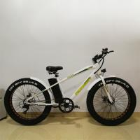 Электровелосипед PIONEER Cruiser White