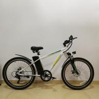 Электровелосипед PIONEER Discovery White