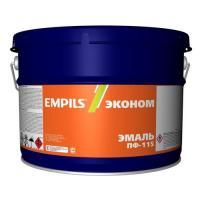 Эмаль для пола EMPILS серия ЭКОНОМ (золотисто - коричневая 20 кг.  на дону) (2329)