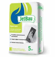 """Гипсовая штукатурка белая ручного нанесения """"КРИСТАЛЛ JetBau"""" , 5 кг"""