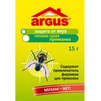Готовая приманка от мух 15г ARGUS