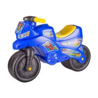 """Каталка детская """"Мотоцикл"""" (синий) (уп.2) М6787"""