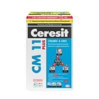 Клей для плитки Ceresit СМ11 (25кг) (для вн. и нар. работ,водо и морозостойкий)