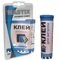 Клей MASTIX для металла 55гр. в блистере (ХОЛОДНАЯ СВАРКА)