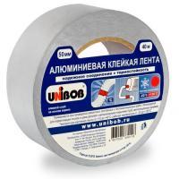 Клейкая лента алюминиевая 50мм х 50м UNIBOB ИУ (24) арт.37284 (67668)