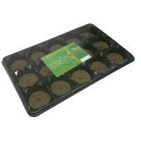 Комплект для рассады №3 24 таблетки (диам.41 мм)+кассета+лоток