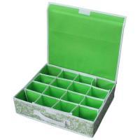 Коробка для хранения нижнего белья (16 ячеек) с откидной крышкой NWH-2 арт.312145