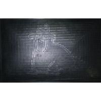 "Коврик резиновый ""Морж"" (450х750 мм) черный тип. КА 31 РТИ"