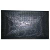 """Коврик резиновый """"Скотч-терьер"""" (450х750 мм) черный тип. КА 33 РТИ"""