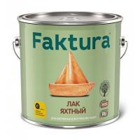 Лак Faktura яхтный (2.7 л. )