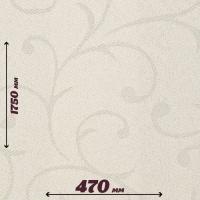 Мини Ролета Роял 47*175 ваниль