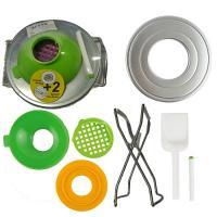 Набор для консервирования, 7 предметов (в плёнке) с захватом арт.007021