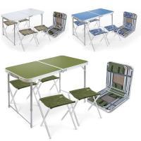 """Набор ССТ-К2 стол (пласт) и 4 стула скл  ССТ-К2 """"НИКА"""""""