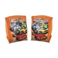 Нарукавники для плавания Hot Wheels, 23 х 15 см, Bestway 93402 арт.004902