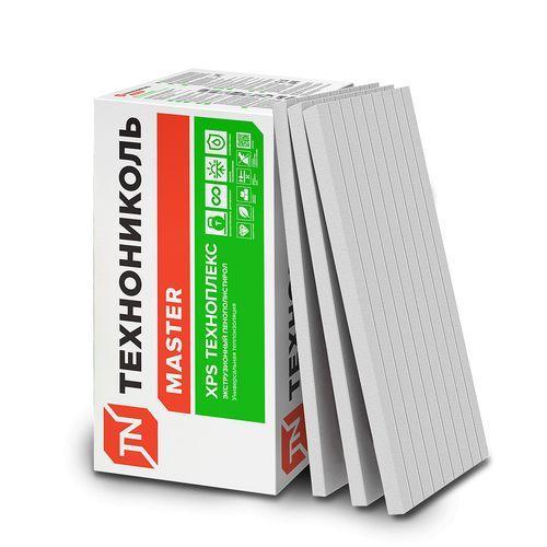 Плиты пенополистирольные экструзионные TECHNOPLEX FAS/2,S/1_1180*580*50-L(8шт)(0.273м3/5,4м2)