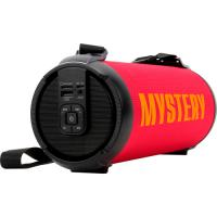 Портативное аудио MYSTERY MBA-739UB red