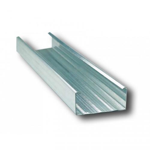 Профиль для гипсокартона оцинкованный ПП 60/27 (3м / 0,5мм)  (честный размер)