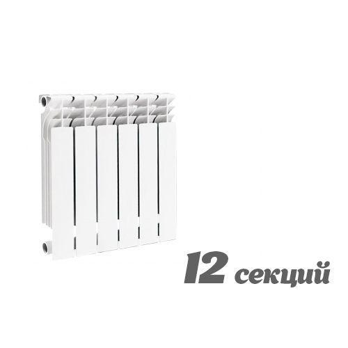Радиатор биметаллический KONNER 100/500 12 секц.