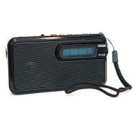 """Радиоприемник """"Сигнал РП-225"""", бат. 3*АА (не в копмпл.),220V,акб 400мА/ч, USB, SD, дисплей, фонарик"""