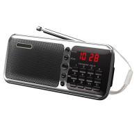 "Радиоприемник ""Сигнал РП-226"", бат. 3*АА (не в копмпл.),220V,акб 400мА/ч, USB, SD, дисплей"