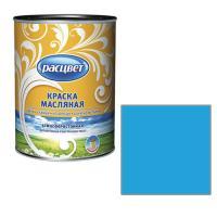 """""""Расцвет"""" голубая (масл) 1,9 кг. (5986)"""