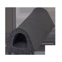 Remontix D 40,14*12 уплотнитель самоклеящейся, черный