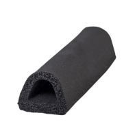 Remontix D 50,12*10 уплотнитель самоклеящейся, черный