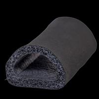 Remontix D 50, 21*15 уплотнитель самоклеящейся, черный