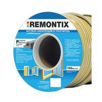 Remontix Е 150, уплотнитель самоклеящейся, белый