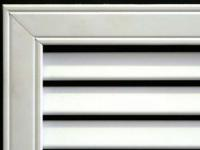 Решетка радиаторная белая 0.6*0.9