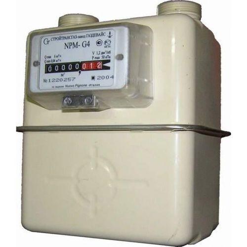 Счетчик газа NРM- G-4 (1 1/4) левый