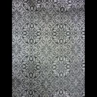 """Шторы """"Портьера"""" (3,0м*2,5м) узор-серый"""