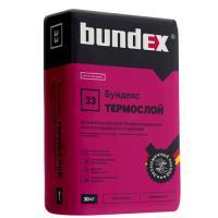 "Штукатурка гипсовая теплоизоляционная ""Бундекс Термослой""  30кг"
