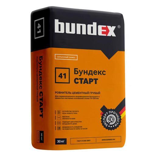 """Стяжка высокопрочная """"Бундекс Старт""""  М-300 30кг"""