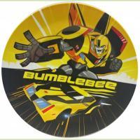 """Тарелка Transformers """"Роботы под прикрытием"""" 19 см 4680038260254 арт.TFP190-1"""