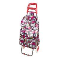 """Тележка с сумкой А204 """"Париж"""" (30 кг)"""